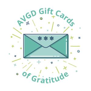 AVGD Gift Cards Of Gratitude